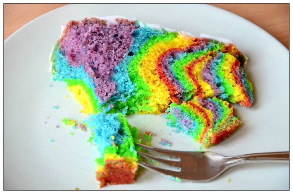 Regenbogenkuchen Rezepte Fur Familien Kreatives Essen Baby