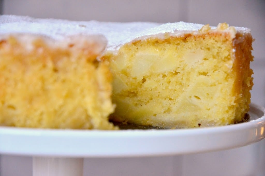 Rezept Schneller Apfelkuchen Rezepte Fur Familien Baby Kind
