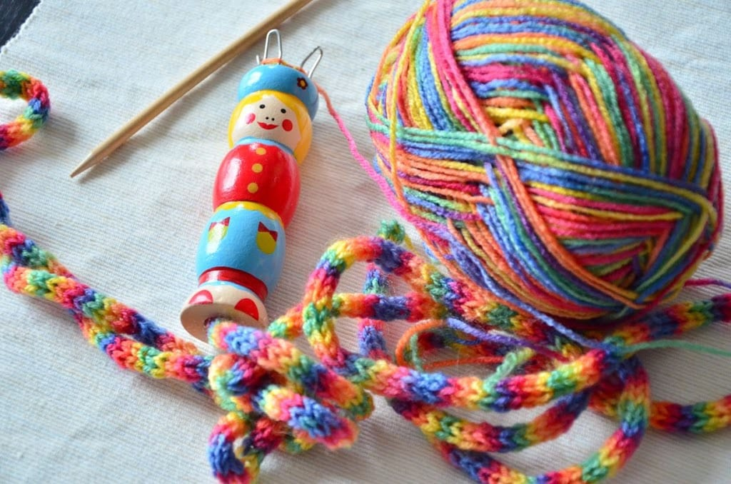 Diy strickliesel h ngematte diy baby kind und meer for Ideen strickliesel