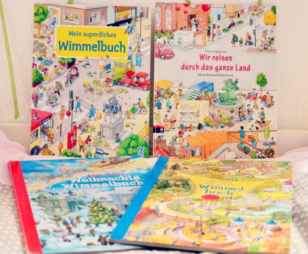 wimmelbücher wimmelbuch