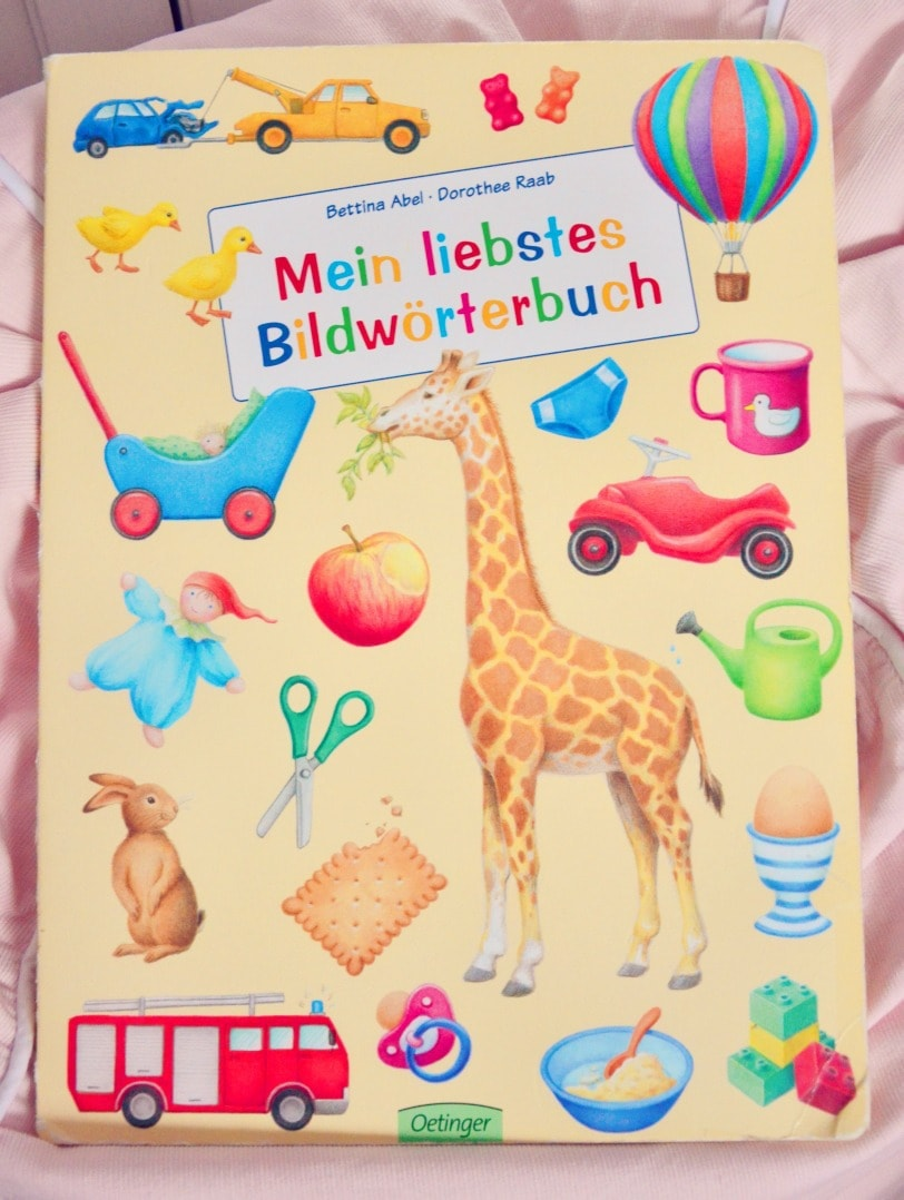 mein liebstes bilderwörterbuch