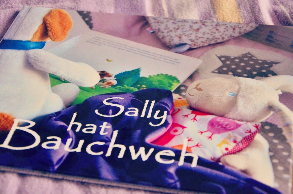 sally hat bauchweh
