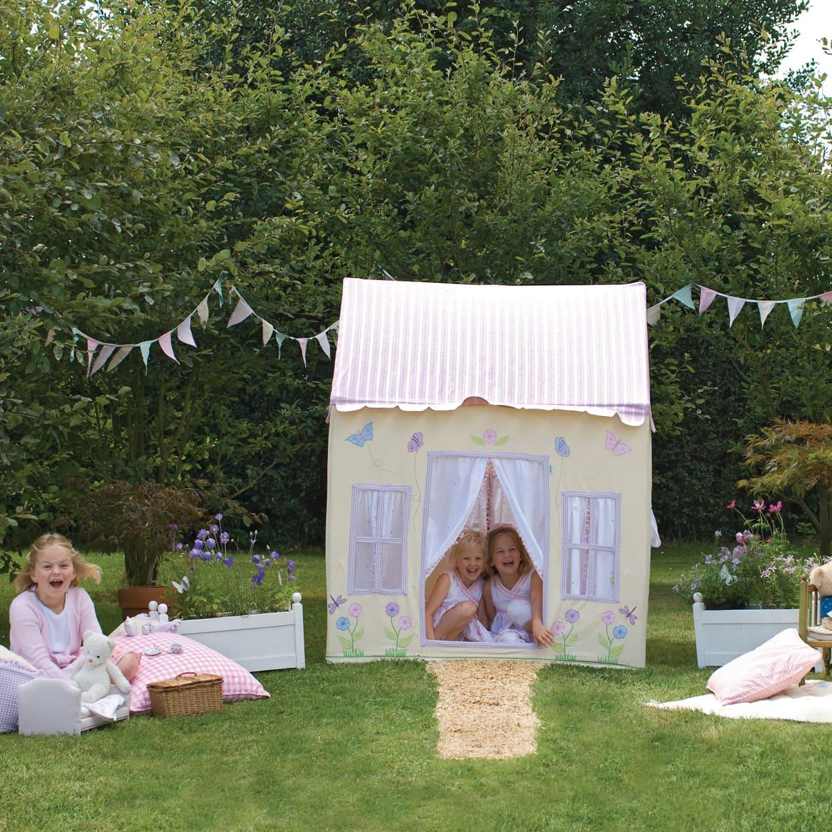 spielhaus win green baby kind und meer. Black Bedroom Furniture Sets. Home Design Ideas