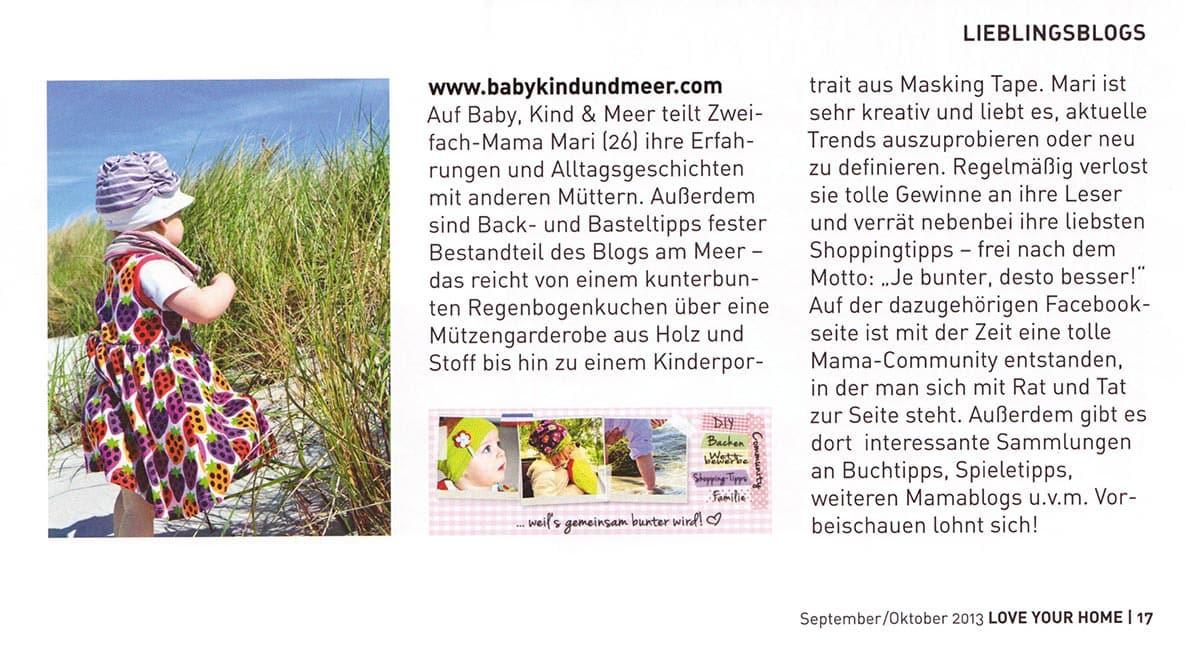 WallArt - Love your Home-Magazin