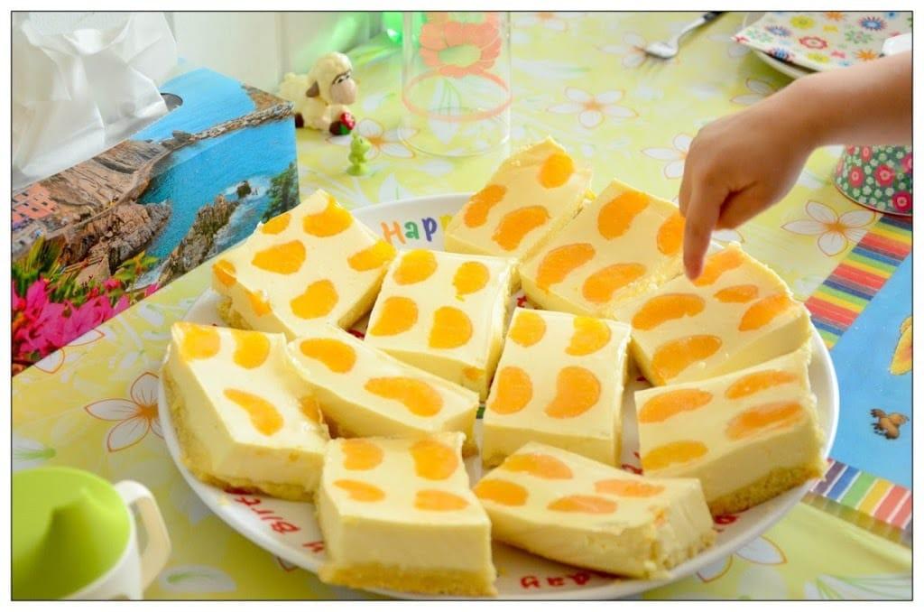 Quark Mandarinen Blechkuchen Rezepte Fur Familien Baby Kind Und