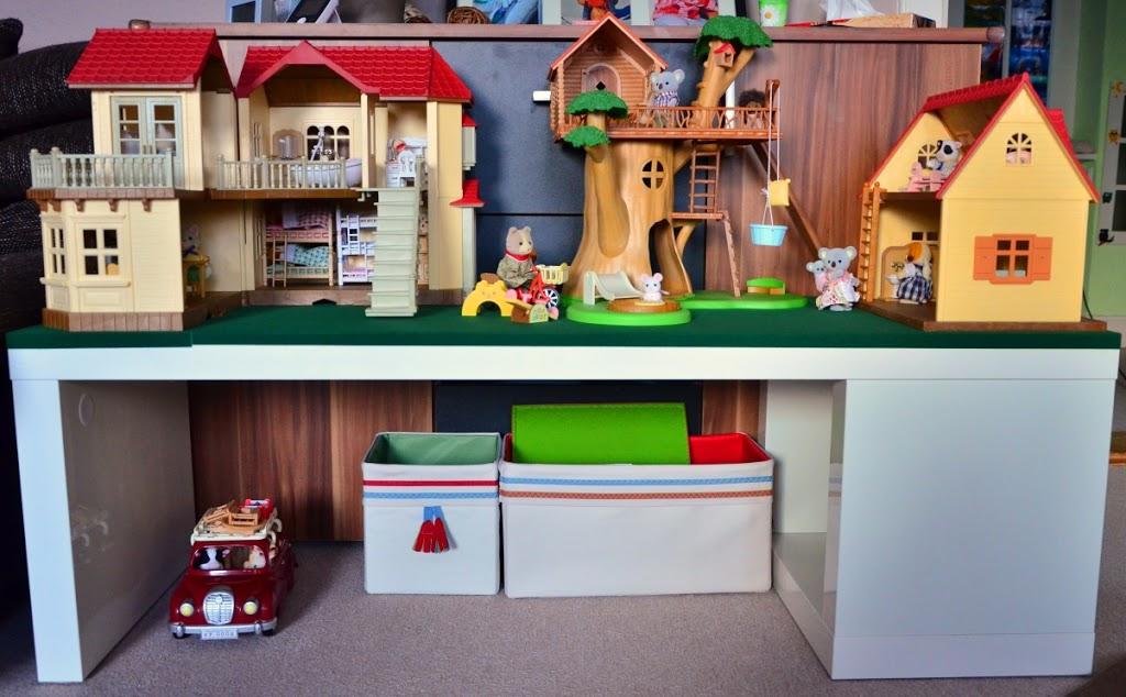 Spieltisch Selber Bauen diy ein neuer spieltisch diy baby und meer
