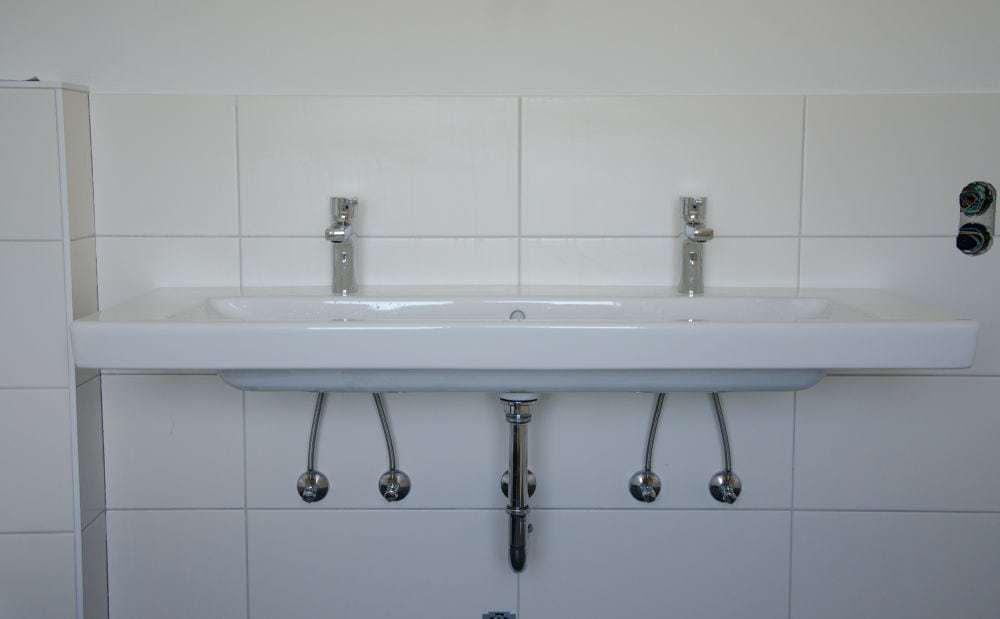 Doppelwaschbecken 2