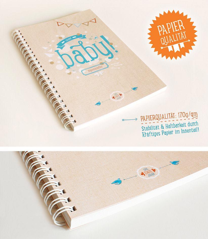 babytagebuch schwangerschaftstagebuch baby kind und meer. Black Bedroom Furniture Sets. Home Design Ideas