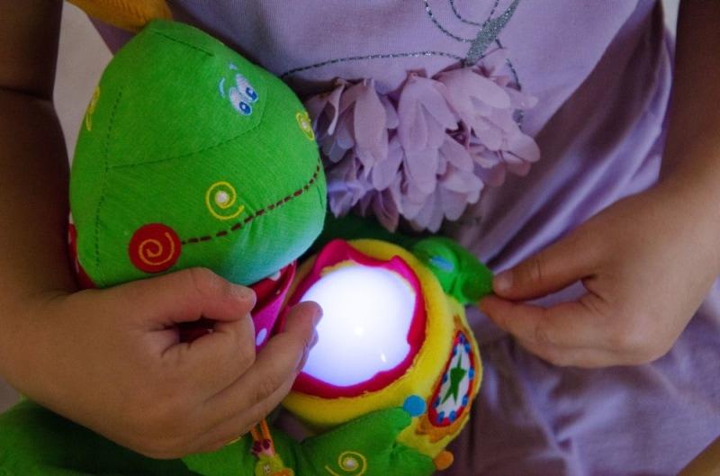 Dushi Nachtlicht Frosch