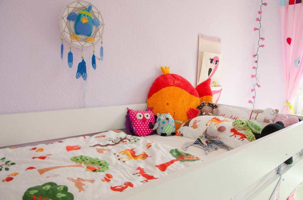 lottes neues hochbett interior familienleben baby. Black Bedroom Furniture Sets. Home Design Ideas