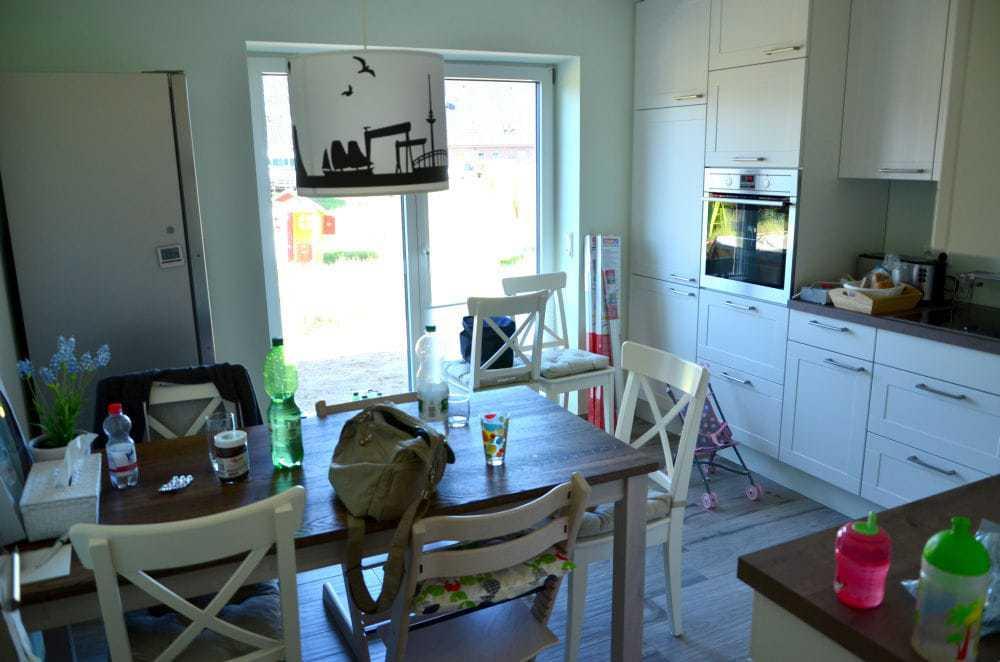 UNSER UMZUG INS EIGENHEIM - Hausbau & Garten - Baby, Kind und Meer
