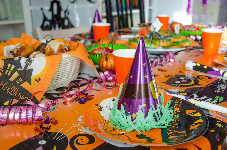 unsere halloweenparty in bildern - familienleben - baby, kind und meer
