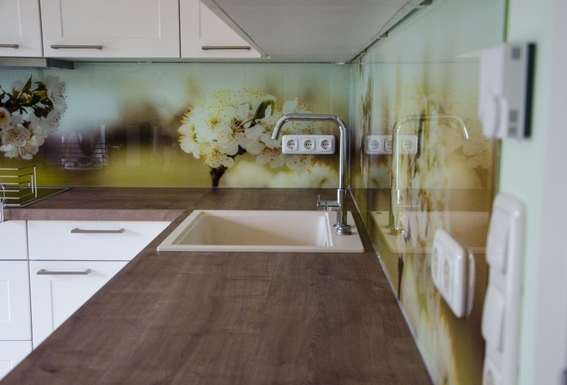 Küchenrückwand 6