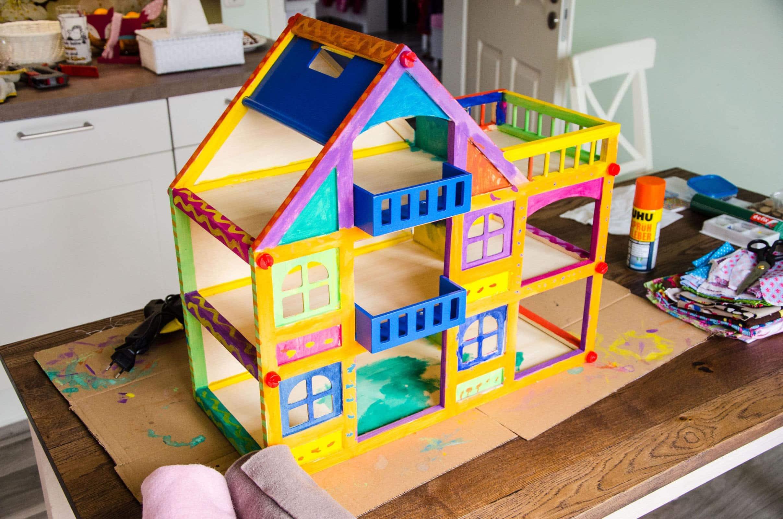UNSERE KLEINE VILLA KUNTERBUNT - DIY, Inspirationen - Baby, Kind ...