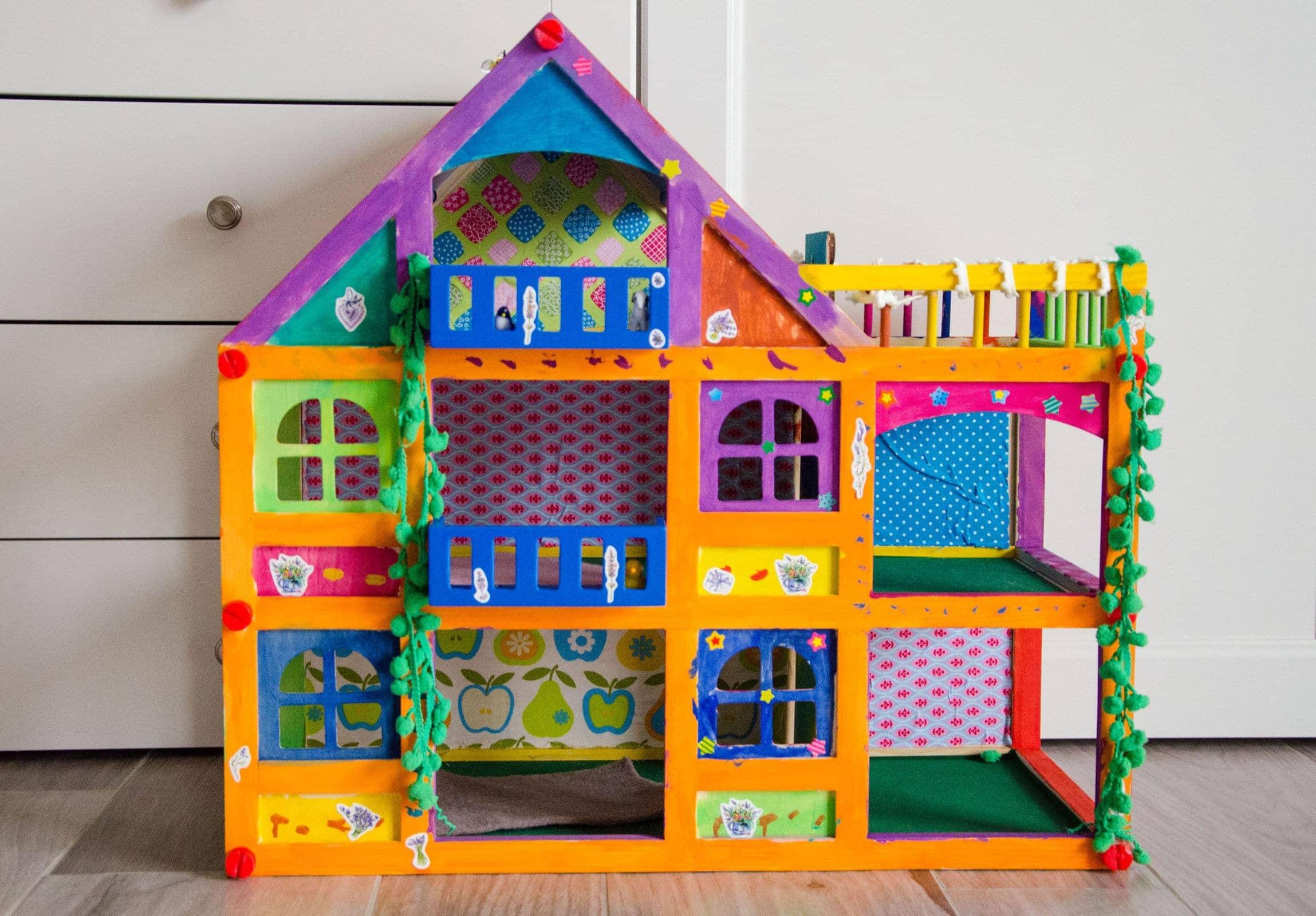 unsere kleine villa kunterbunt do it yourself. Black Bedroom Furniture Sets. Home Design Ideas