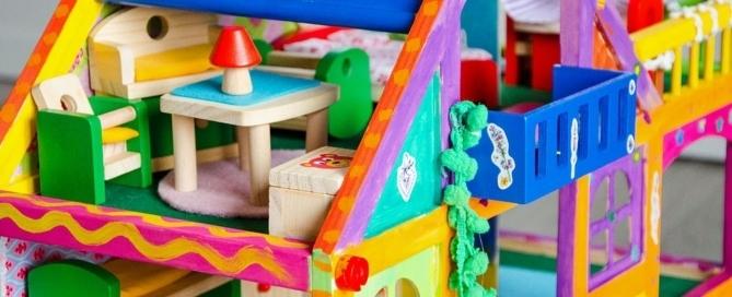 Puppenhaus Basteln 6