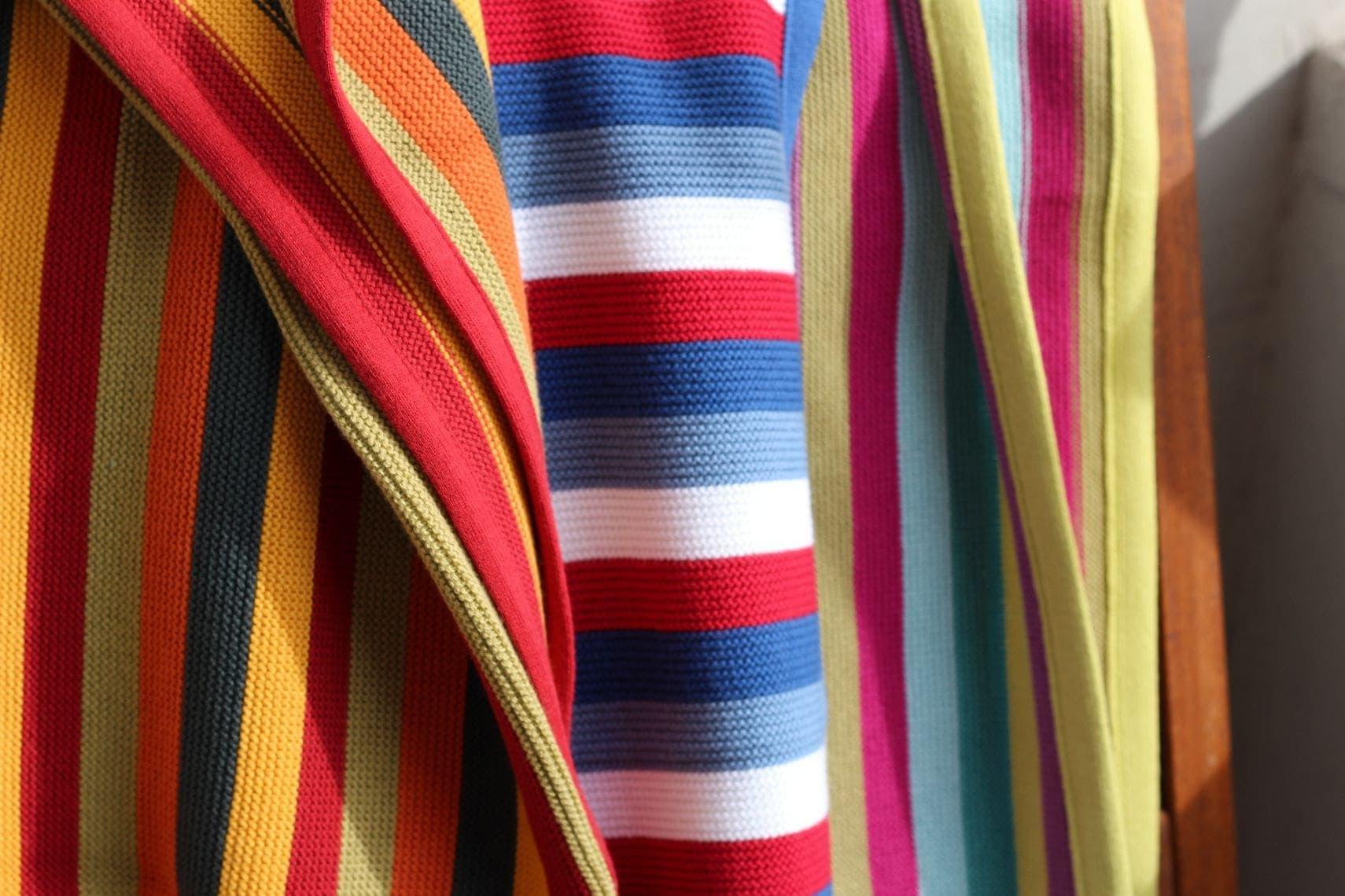 Regenbogen Decke
