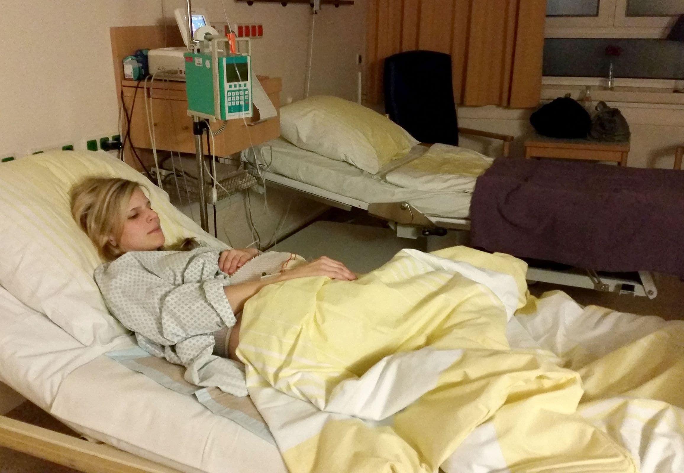 Entlassung Nach Kaiserschnitt