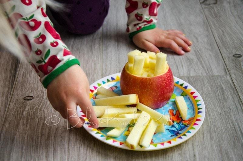 Apfelpommes