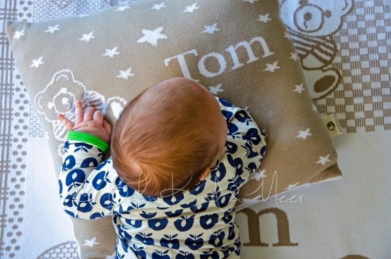 Baby Kuscheldecke Tom