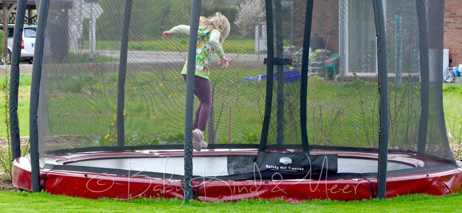 Berg Elite Bodentrampolin