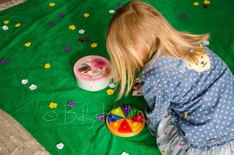 Lilli macht Picknick