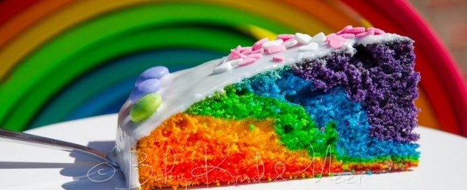 Regenbogenkuchen 5