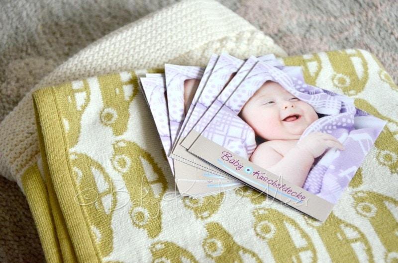 Baby-Kuscheldecken