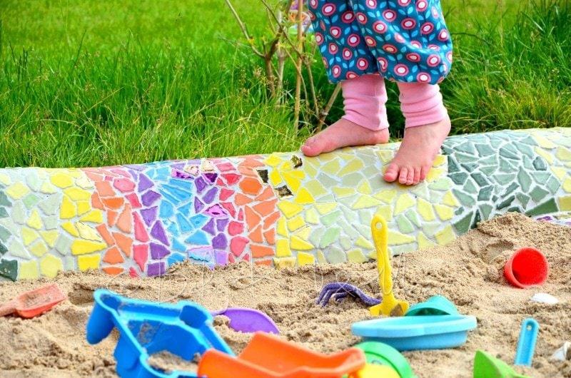 Lotte Mosaik Schlange (4)