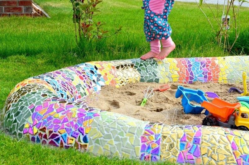 Lotte Mosaik Schlange (5)