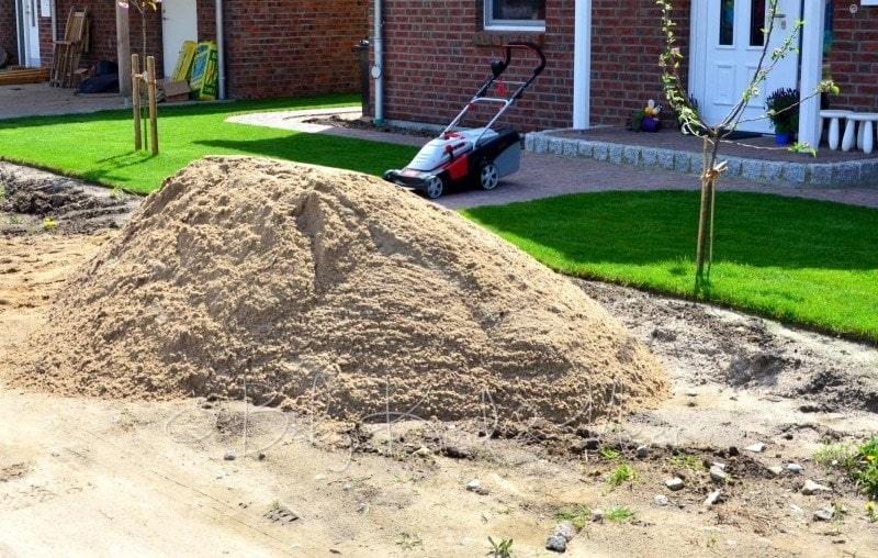 Sandkiste bauen (3)