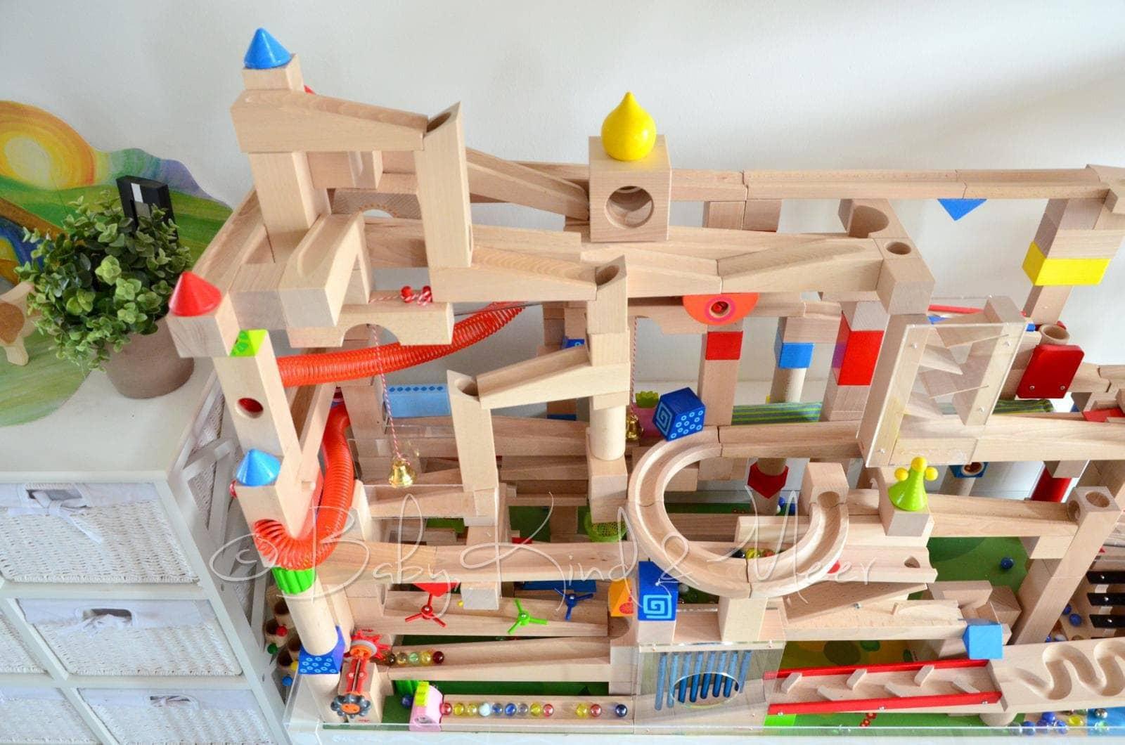 faq haba kugelbahn spieltisch spielzeug do it yourself baby kind und meer. Black Bedroom Furniture Sets. Home Design Ideas