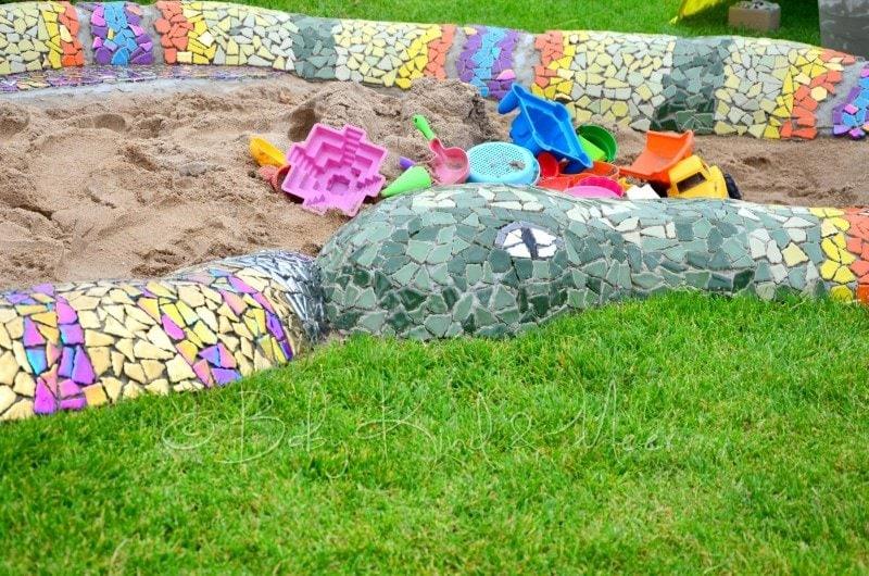mosaik sandkasten (2)