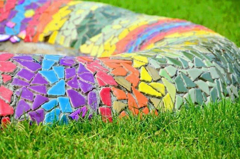 mosaik schlange (12)