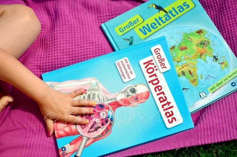 Großer Körperatlas für Kinder