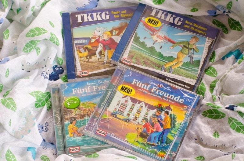 TKKG und 5 Freunde