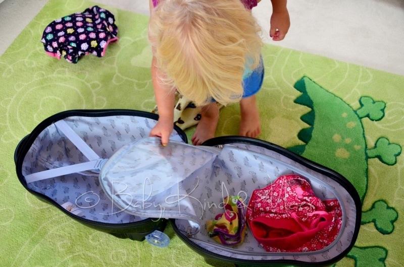 koffer packen
