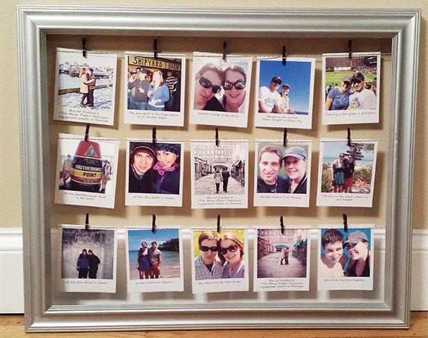 Bilderrahmen collage selber machen anleitung  DIY-Polaroid-Collage.jpg
