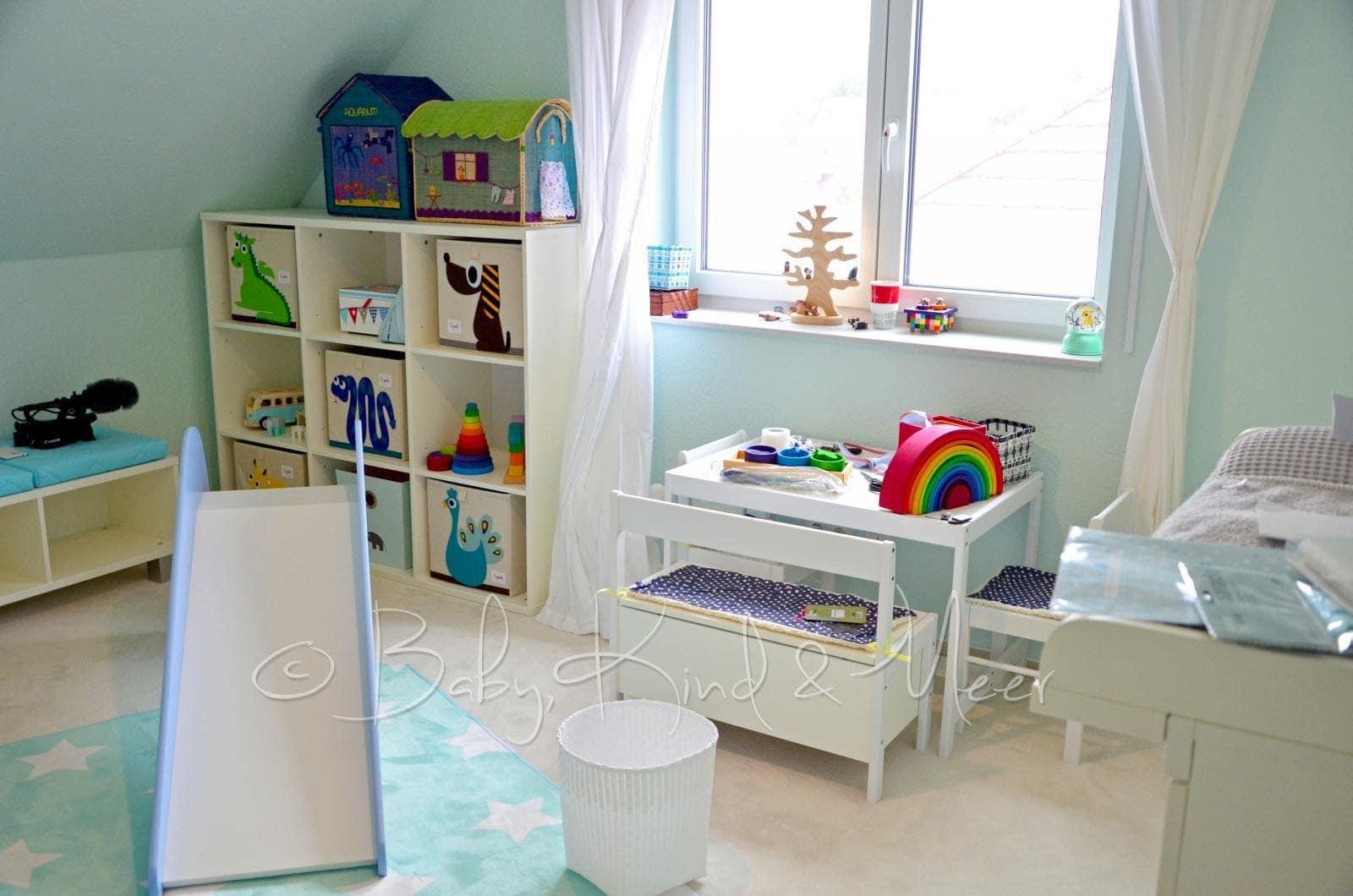Wie toms kinderzimmer entstand   interior, familienleben   baby ...