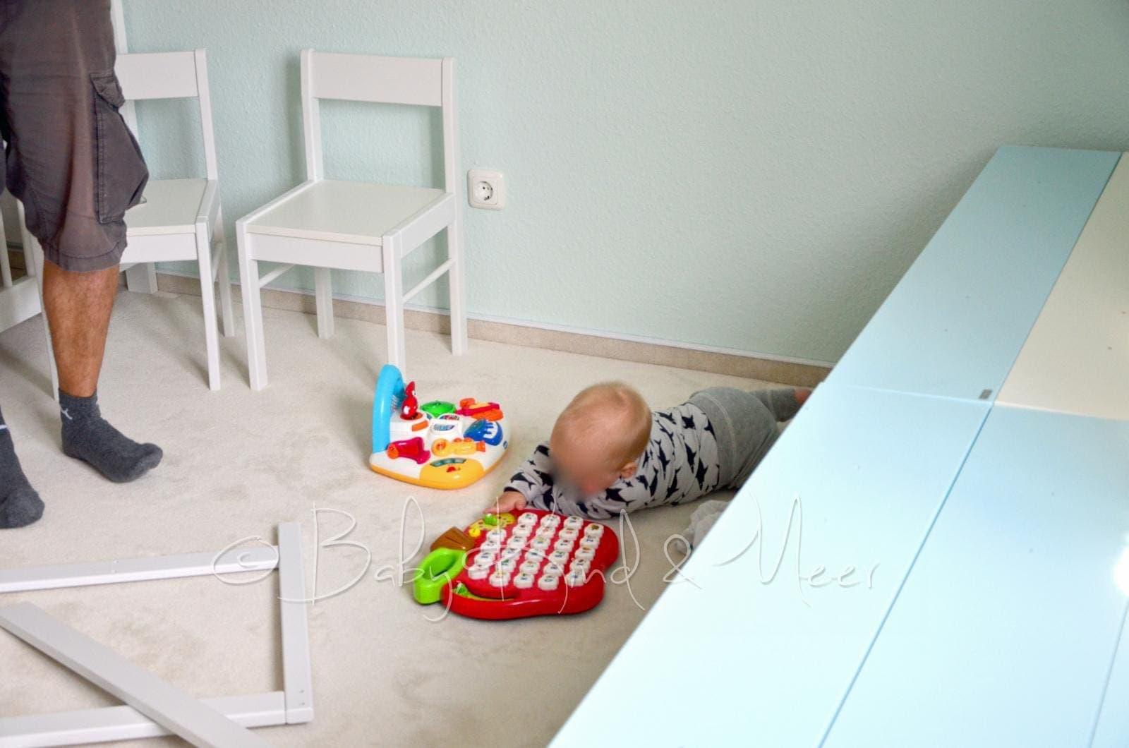 WIE TOMS KINDERZIMMER ENTSTAND - Kinderzimmer & Co., Familie ...