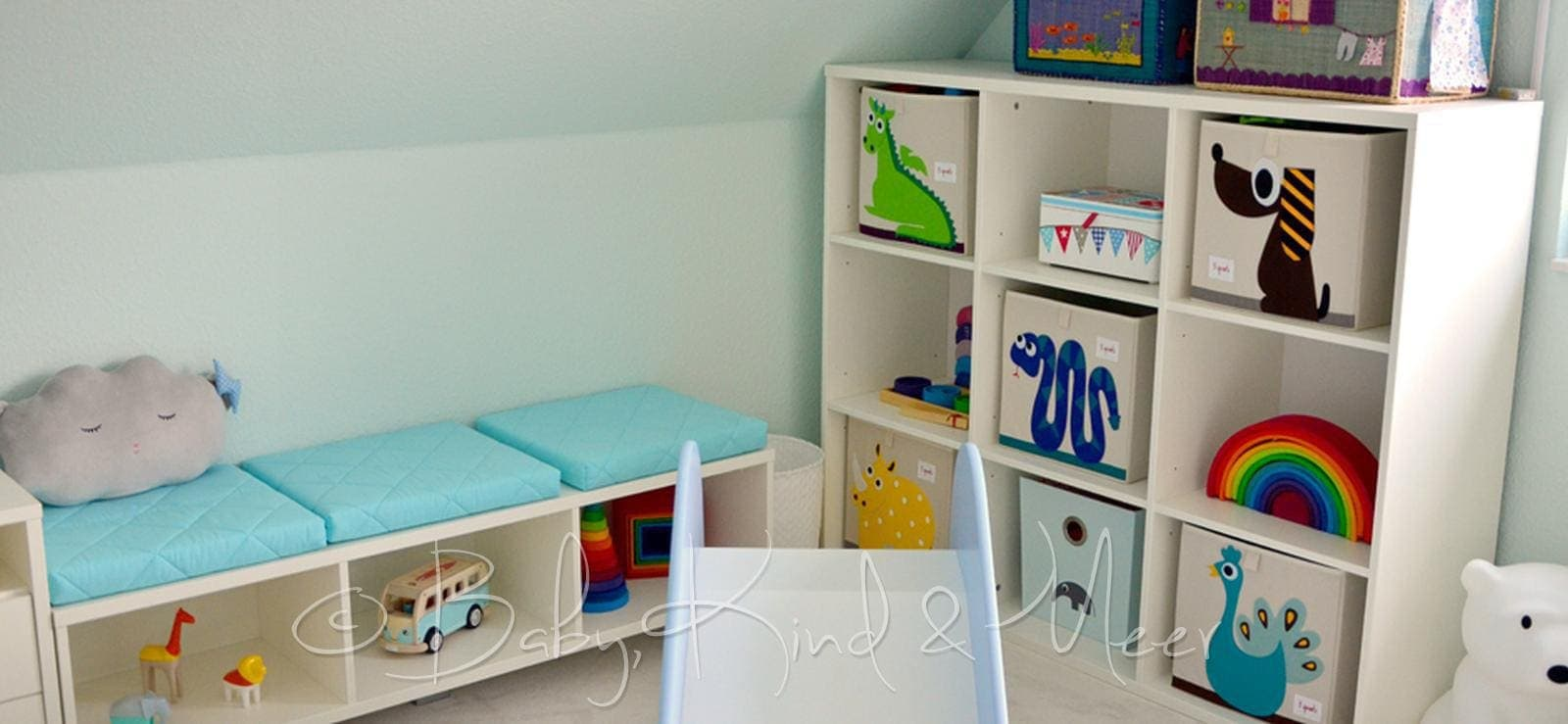 aufbewahrungsk rbe f rs kinderzimmer deko sch nes mehr kinderzimmer co baby kind und. Black Bedroom Furniture Sets. Home Design Ideas