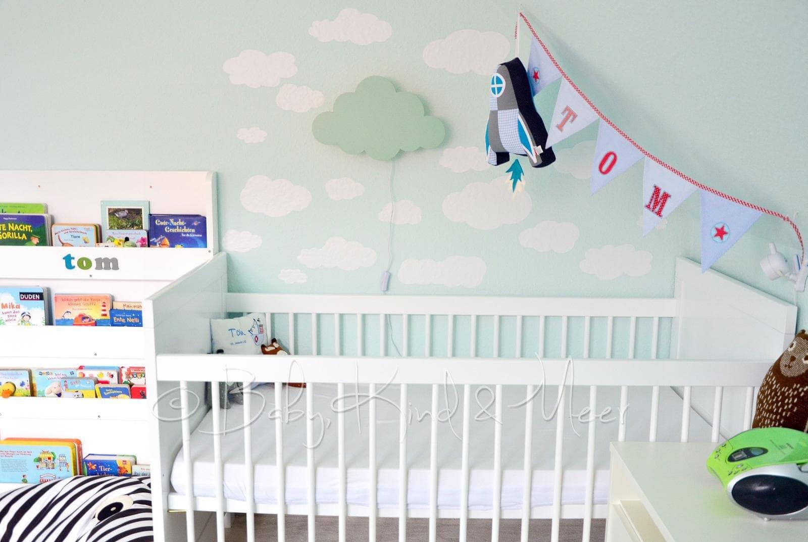 Einfach zu sch n das kleine zebra deko sch nes mehr for Deckendeko kinderzimmer