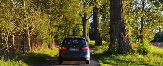 Ausflug nach Schwerin BMW