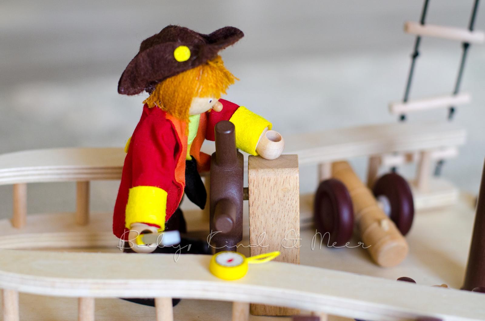 FÜR KLEINE KINDERZIMMER-PIRATEN - Spielzeug - Baby, Kind und Meer