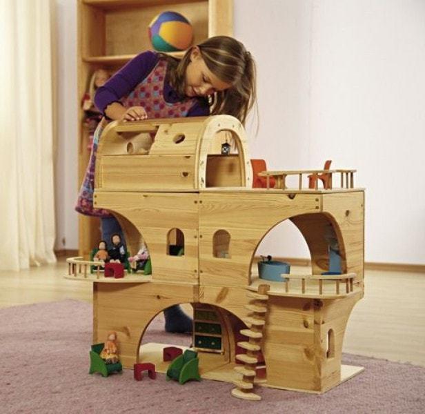 livipur puppenhaus - baby, kind und meer,