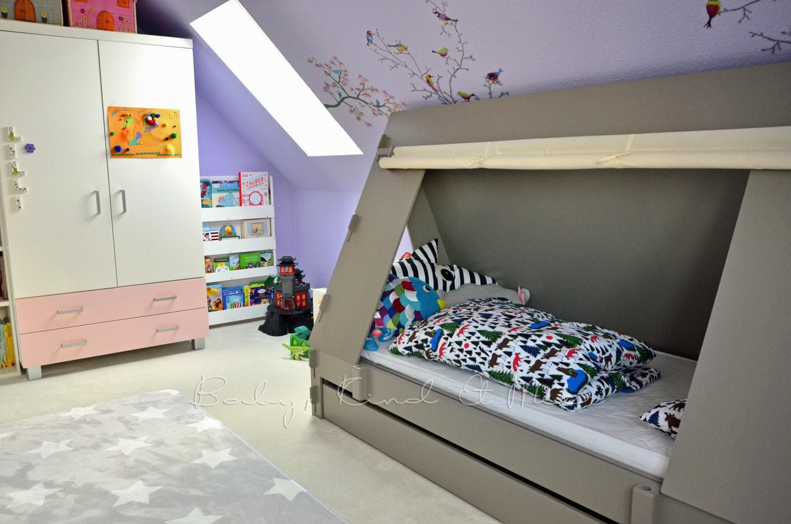 Unsere neuen kinderzimmer   interior design & furniture, family ...