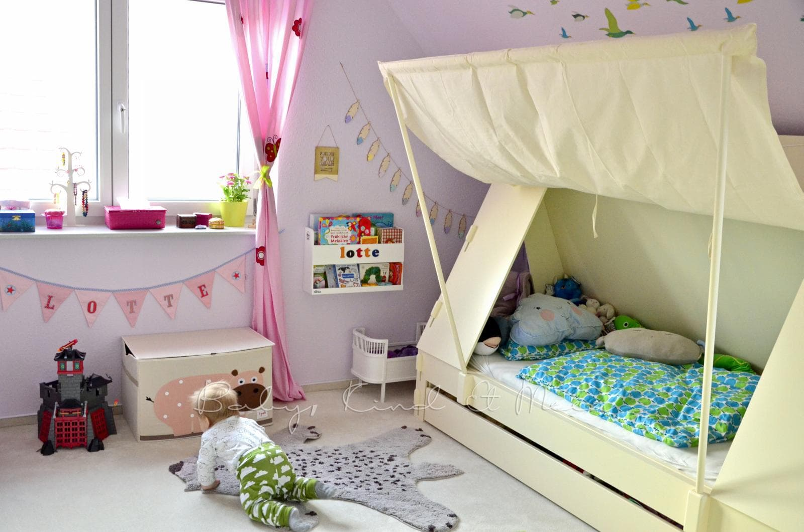 unsere neuen kinderzimmer kinderzimmer co familie baby kind und meer. Black Bedroom Furniture Sets. Home Design Ideas