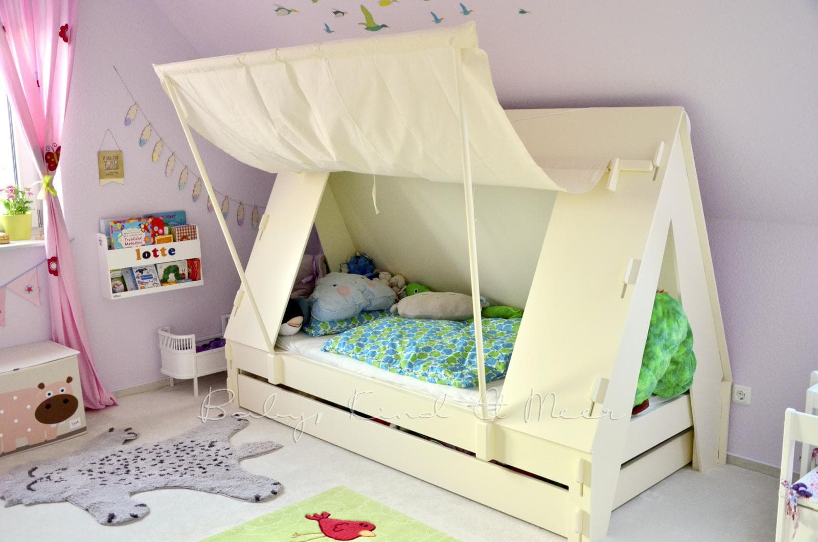 unsere neuen kinderzimmer interior familienleben baby kind und meer. Black Bedroom Furniture Sets. Home Design Ideas