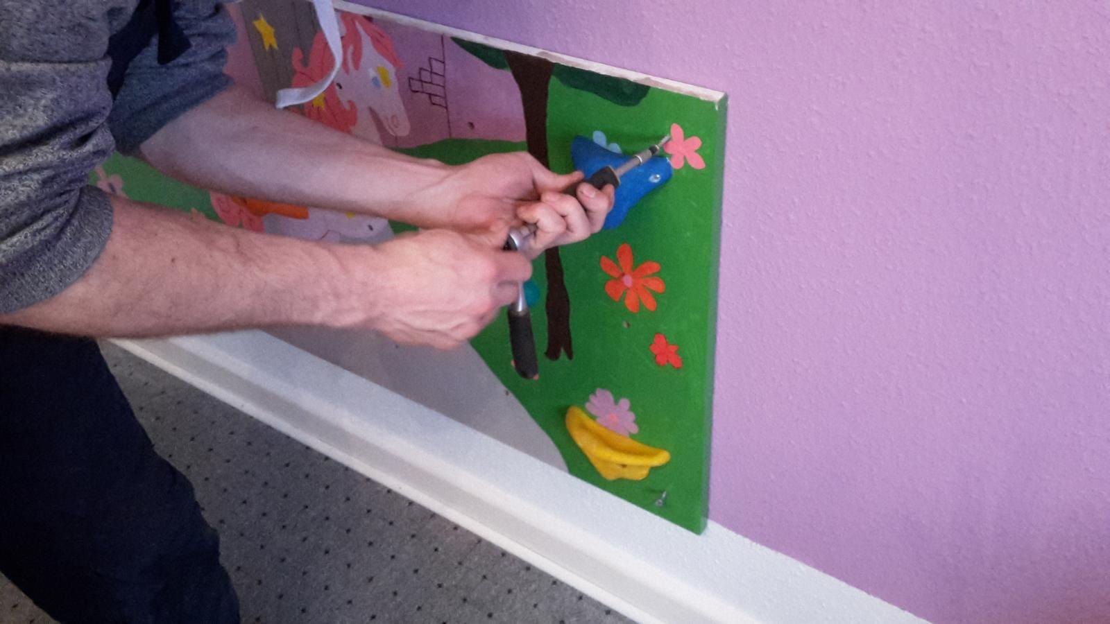 DIY-GASTBEITRAG: KLETTERWAND FÜR KINDER - DIY, Inspirationen - Baby ...