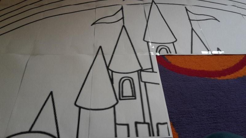 diy gastbeitrag kletterwand f r kinder diy. Black Bedroom Furniture Sets. Home Design Ideas